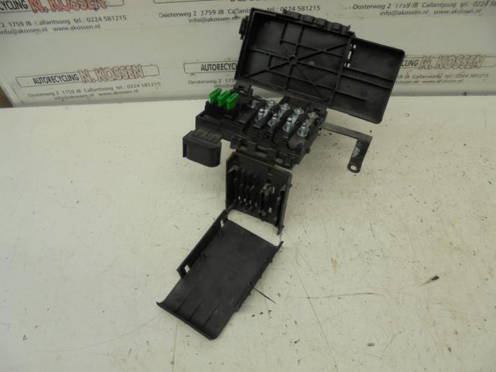 How To Access Fuse Box On Seat Ibiza : Used seat ibiza ii facelift k select fuse box