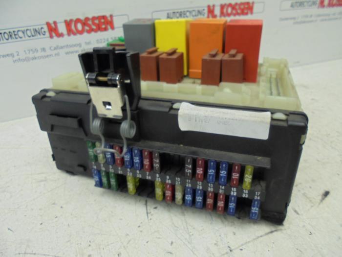 Ford Escort Fuse Box Everything Wiring Diagram