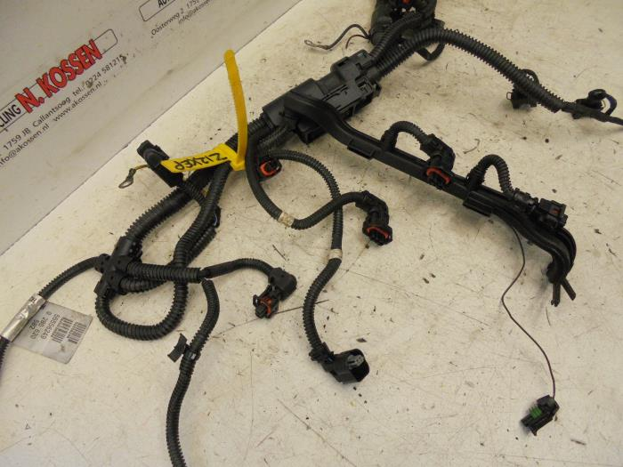 Used opel agila wiring harness