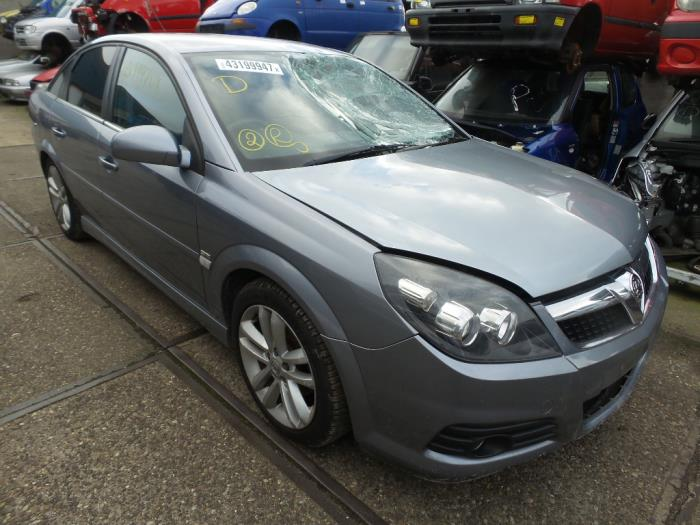 Used Opel Vectra Interior display - Z22YH - Autorecycling N Kossen ...