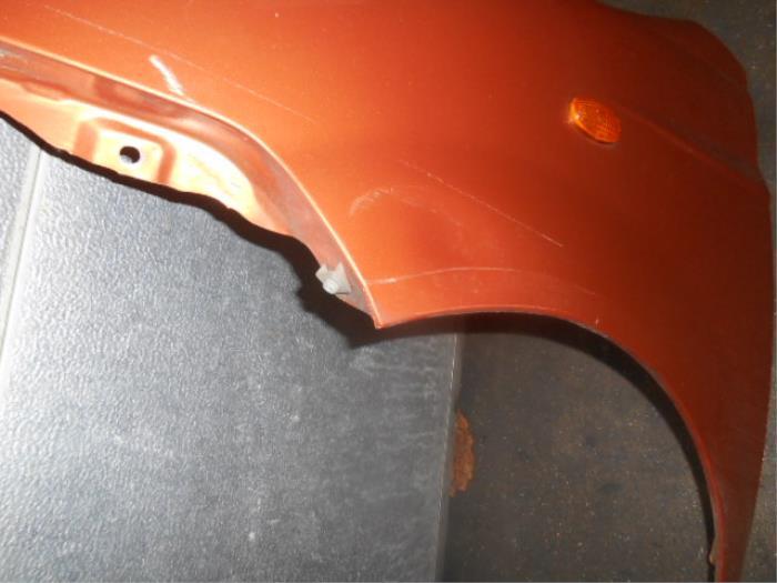 Used Chevrolet Matiz/Spark 1 0 Front wing, left color code 59U