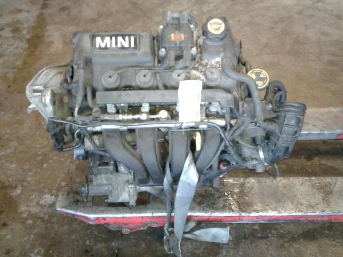 Usagé Mini Mini Onecooper R50 16 16v Cooper Moteur
