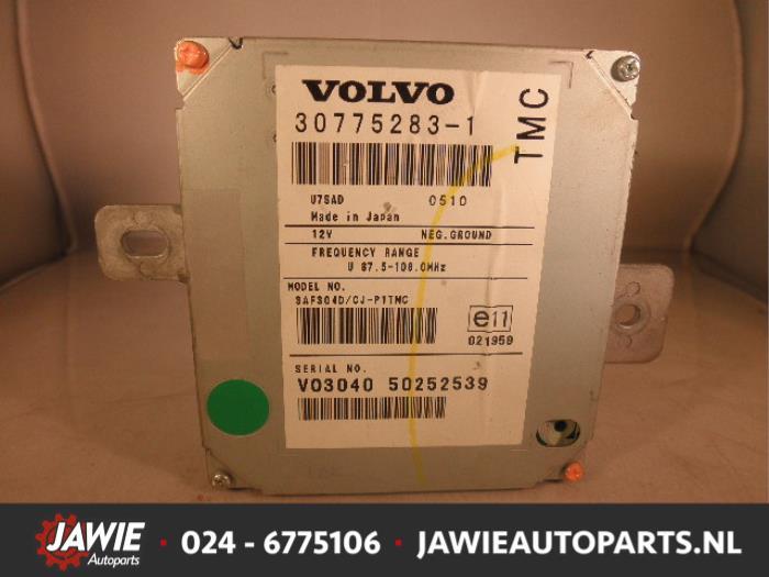 Used Volvo V50 (MW) 2 0 D 16V Radio module - 30775283