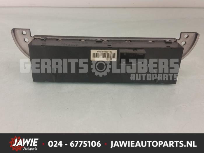 Electric Window Switch From A Mini Cooper S R53 1 6 16v 2003