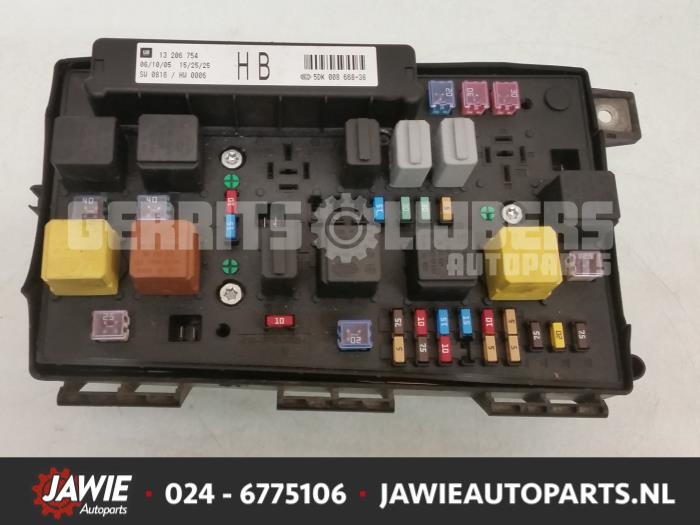 Opel Astra H Fuse Box | Wiring Diagram on