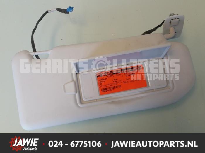 Used Peugeot 308 SW (L4 L9 LC LJ LR) 1.6 BlueHDi 120 16V Sun visor ... 8a8f29ef622