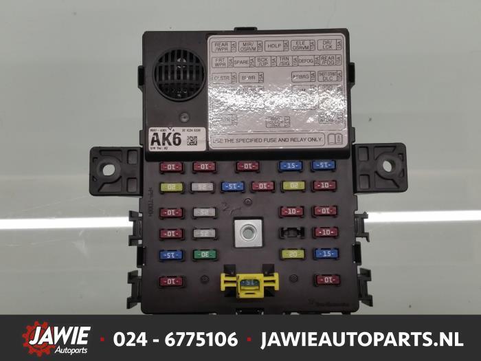 Used Chevrolet Matiz  Spark 1 0 Lpg Fuse Box