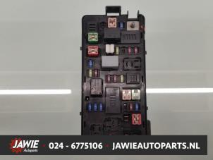 Daewoo Matiz Fuse Box Location on