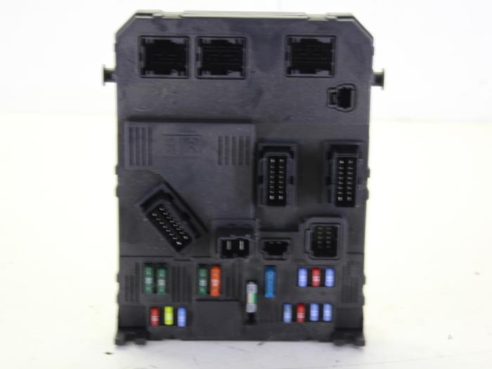 fuse box from a citro�n berlingo 1 9 d 2005