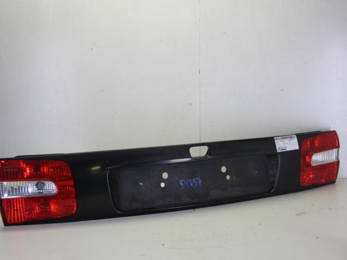 Reflector Tail Light Garnish Panel From A Volvo V40 Vw 2 0 16v Turbo 2003