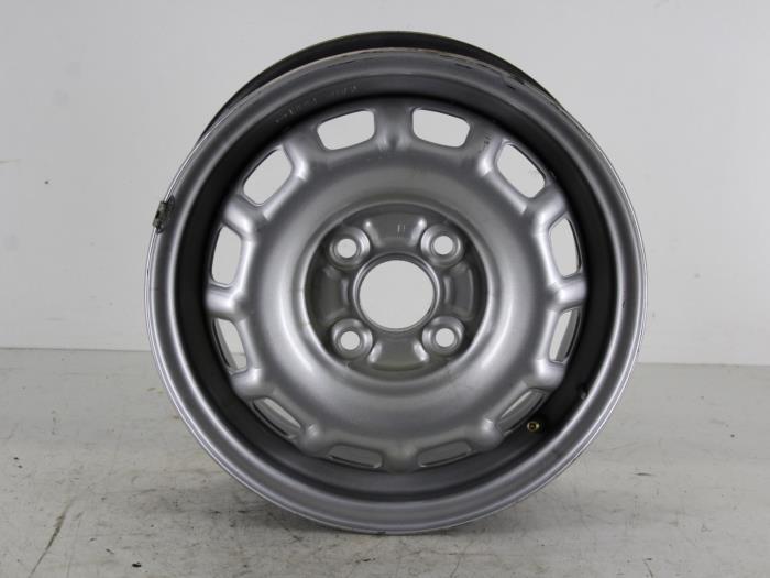 Used Toyota Starlet Wheel Steel Gebr Opdam Bv