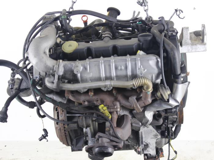 Peugeot 2 0 Hdi Engine