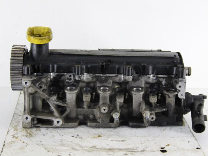 Used Renault Kangoo Cylinder head - 347759 A7 - Gebr  Opdam B V