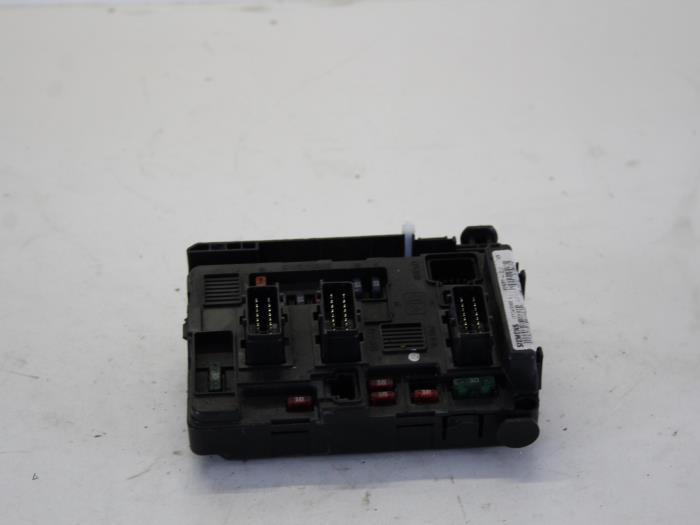 used citroen berlingo 1 9 d fuse box 9643498980 gebr opdam b v rh proxyparts com  fuse box diagram citroen berlingo van