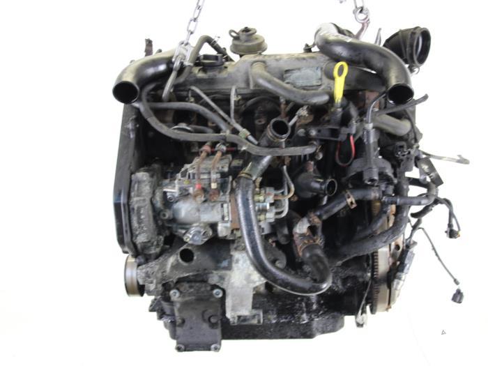 Usag U00e9 Ford Focus I Wagon 1 8 Tddi Moteur - Bhda