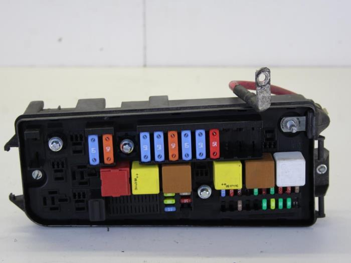 on vectra c 1 9 cdti fuse box