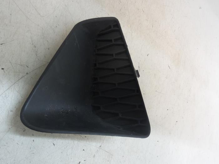 Bumper grille from a Seat Ibiza 2016