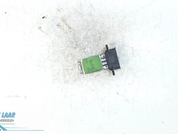 Heater resistor from a Renault Twingo 2018