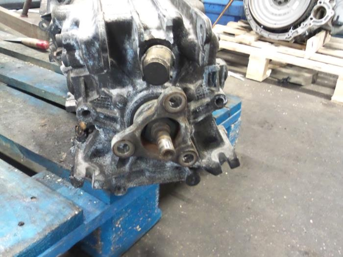 Gearbox from a BMW 3 serie (F30/F80) 320i 1.6 16V EfficientDynamicsEdition 2014