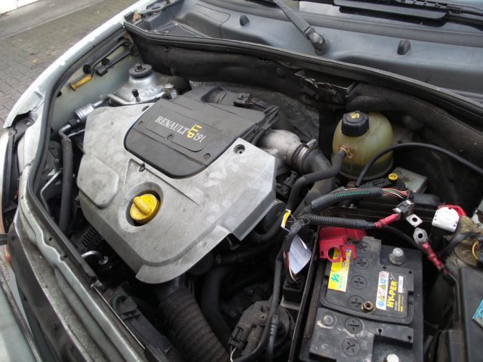 Used Renault Kangoo Engine - F9Q780 F9Q780 - PETER VAN DE
