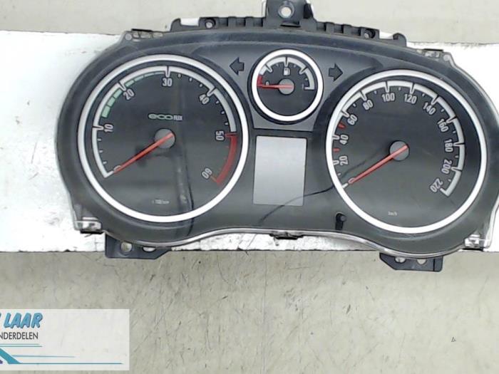 Used Opel Corsa D 1 3 CDTi 16V ecoFLEX Odometer KM - 1344277 - PETER