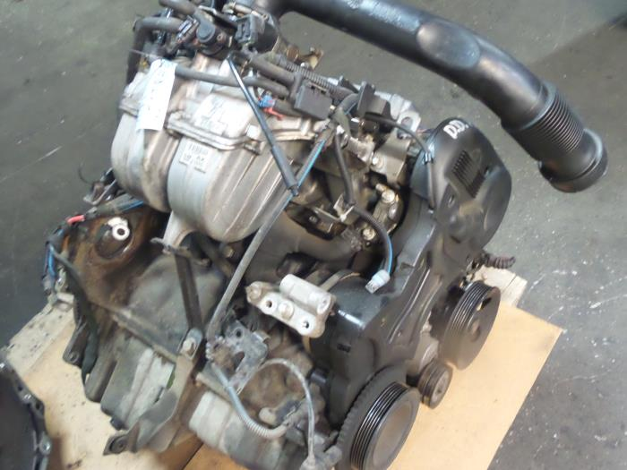 used opel vectra b caravan (31) 1.6 16v engine - 90470068 x16xel