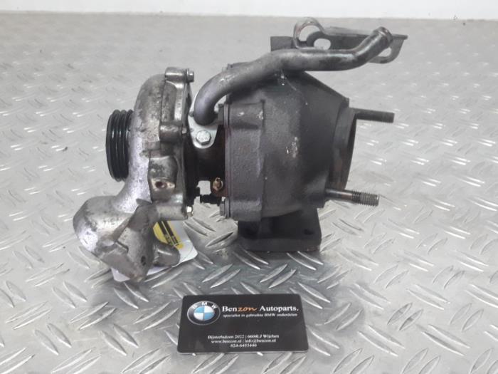 Used BMW X3 Turbo - 11652414329 M47 - Benzon Autoparts | ProxyParts com