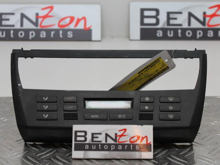 gebrauchte bmw x3 heizung bedienpaneel 64113443981 benzon autoparts. Black Bedroom Furniture Sets. Home Design Ideas