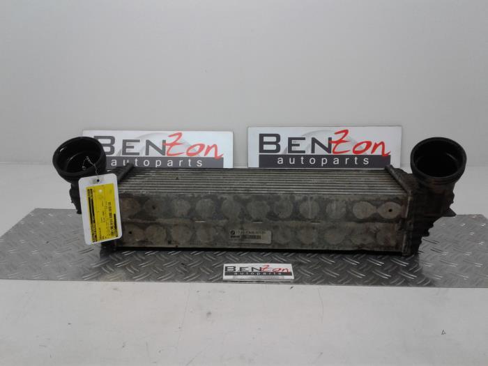 Used BMW X5 Intercooler - 7809321 - Benzon Autoparts