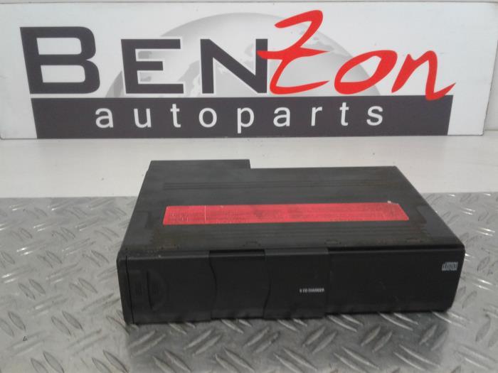 gebrauchte bmw x3 cd wechsler 6512698333401 benzon autoparts. Black Bedroom Furniture Sets. Home Design Ideas