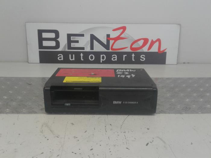Used BMW Z3 CD changer - 65128360284 - Benzon Autoparts   ProxyParts com