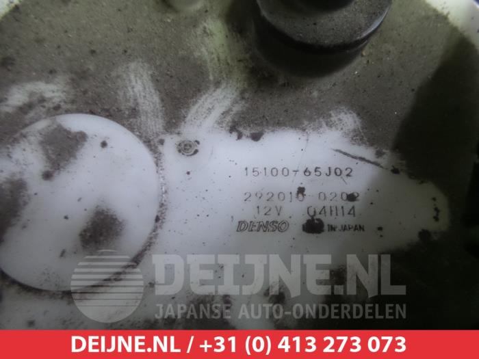Used Suzuki Grand Vitara Electric fuel pump - 1510065J02 J20A - V