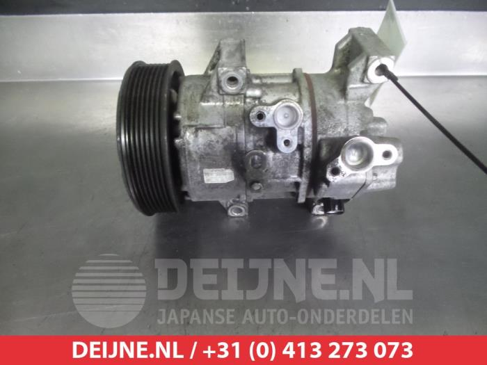 Air conditioning pump from a Toyota Avensis 2007