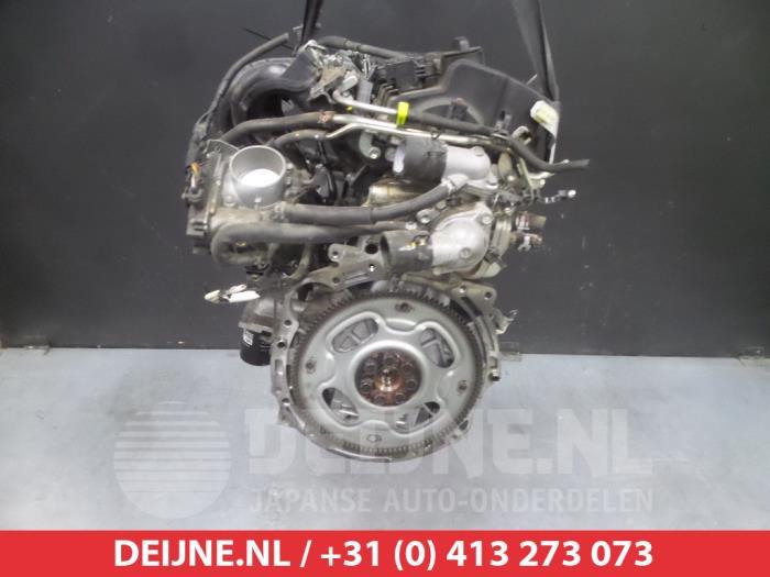 Used Mitsubishi Outlander Engine - KR4911 - V Deijne Jap Auto