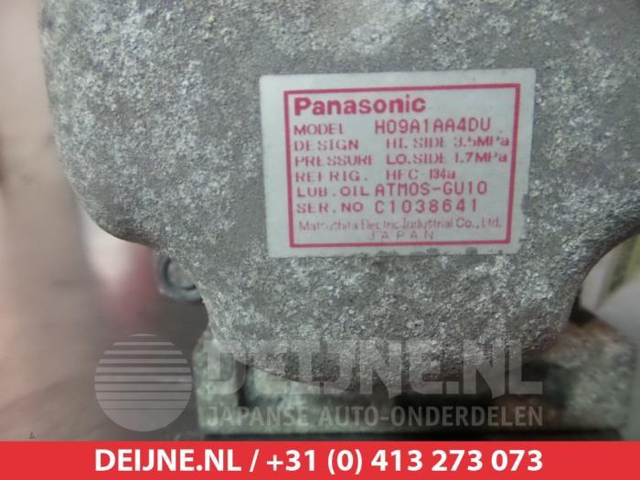 Used Mazda Demio 1 3 16V Air conditioning pump - H09A1AA4DU B3 - V