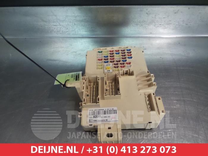 used kia cee d sportswagon jdc5 1 6 gdi 16v fuse box fuse box from a kia cee d sportswagon jdc5 1 6 gdi 16v