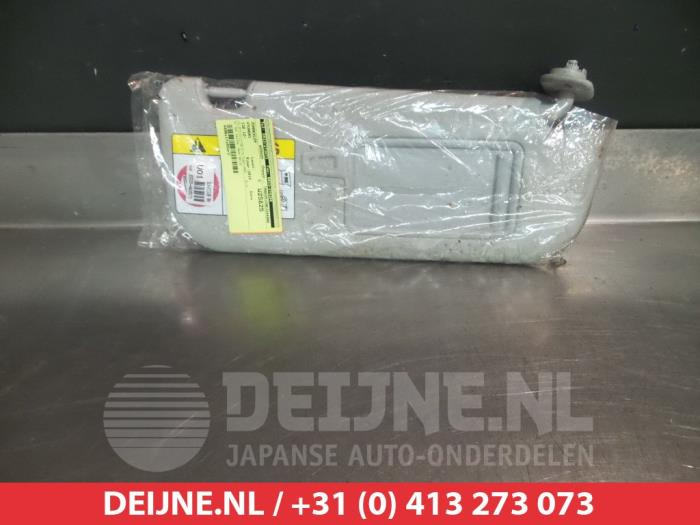 Used Hyundai i30 (GDHB5) 1.6 GDI Blue 16V Sun visor - V.Deijne Jap ... e71a5867efc