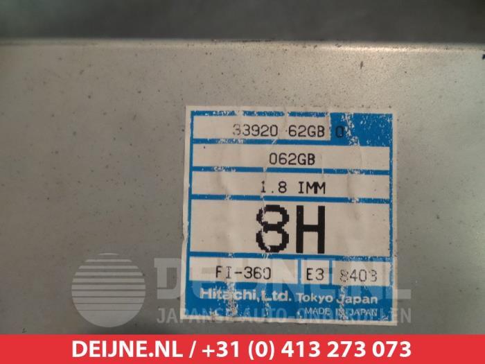 Used Suzuki Baleno (GC/GD) 1 8 16V Engine management computer