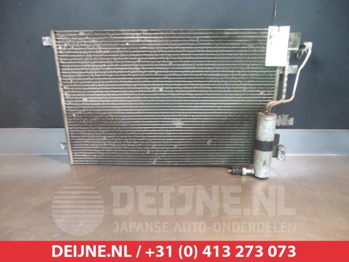 Used Nissan Qashqai Air conditioning condenser - M9R - V