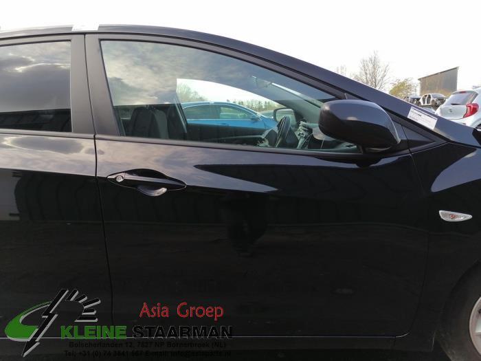 Tür 4-türig rechts vorne van een Hyundai i30 (GDHB5) 1.4 16V 2014