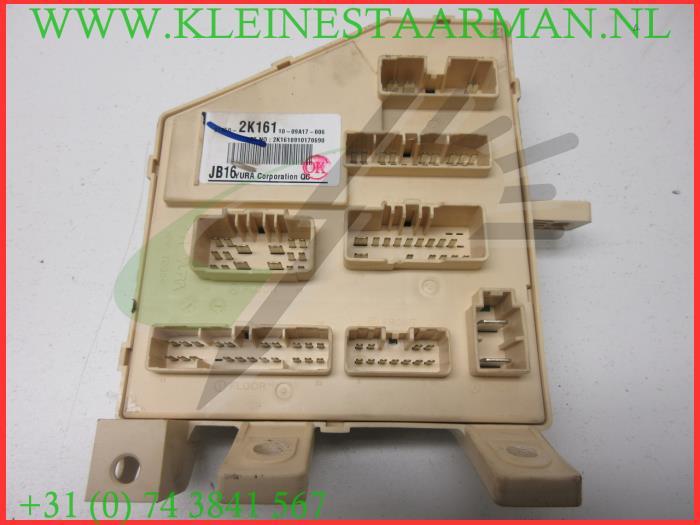 Used Kia Soul I (AM) 1.6 CVVT 16V Fuse box - 919502K161 ... Fuse Box Kia Soul on chrysler aspen fuse box, ford contour fuse box, vw eos fuse box, mitsubishi eclipse fuse box, lexus gs fuse box, mazda rx8 fuse box, ford festiva fuse box, mercury mariner fuse box, dodge challenger fuse box, suzuki kizashi fuse box, subaru tribeca fuse box, buick lesabre fuse box, subaru outback sport fuse box, toyota rav4 fuse box, chrysler grand voyager fuse box, honda s2000 fuse box, chevrolet equinox fuse box, chevrolet cruze fuse box, chevy traverse fuse box, mitsubishi endeavor fuse box,