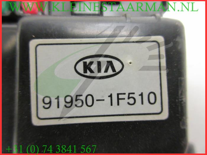 2007 kia sportage fuse box