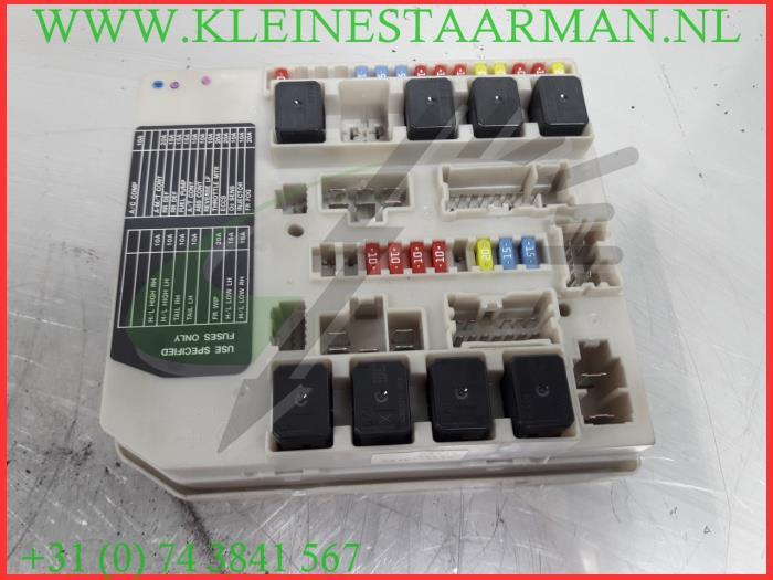 used nissan micra c+c (k12) 1.6 16v fuse box - kleine ... nissan micra engine fuse box 2013 nissan maxima engine fuse box #15