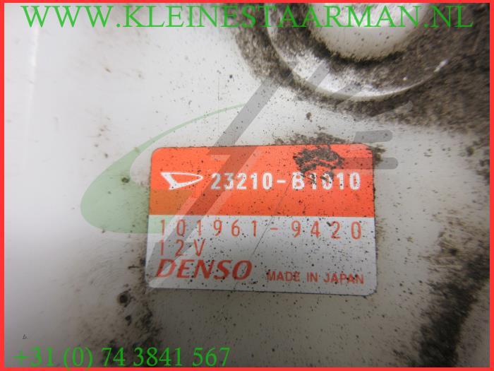 Used Daihatsu Sirion 2 (M3) 1 3 16V DVVT Petrol pump - 23210B1010 K3