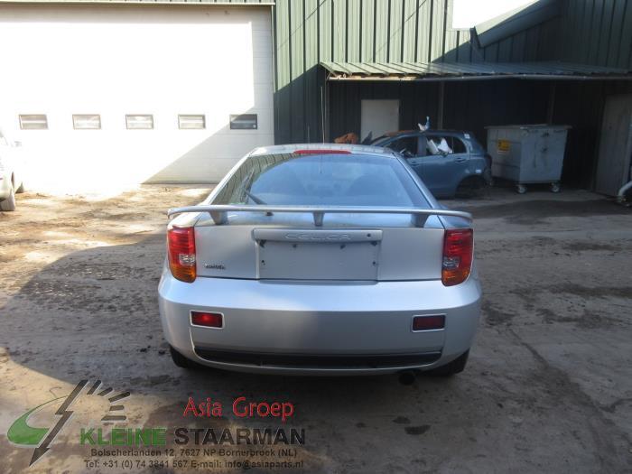Used Toyota Celica {ZZT230/231} 1 8i 16V Tailgate color code