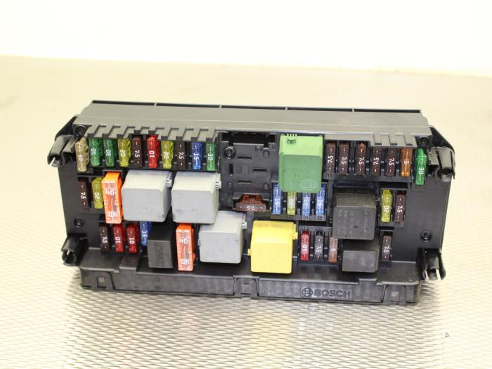 Fuse Box Mercedes W204 : Used mercedes c w v blueefficiency fuse