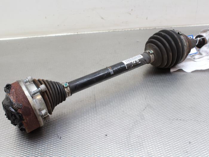 Used Skoda Octavia Combi (1Z5) 1 6 TDI Greenline Front drive