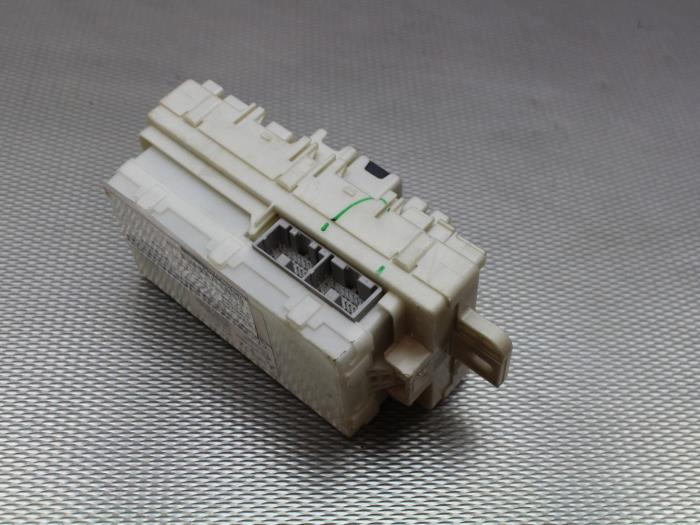 fuse box from a mitsubishi space star (a0) 1 0 12v 2015