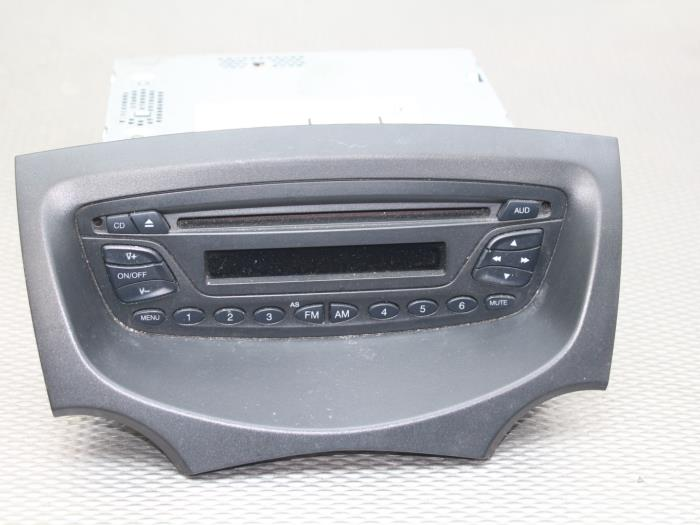 Used Ford Ka II 1 2 Radio CD player - 7355375760 - Gebr