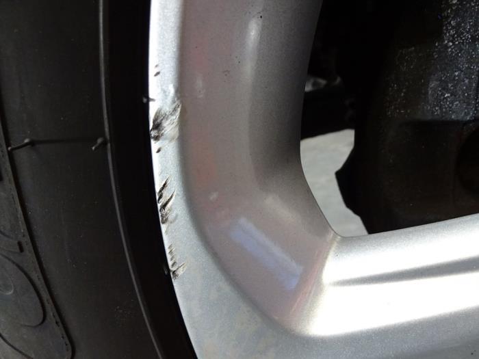 Llantas//llantas frase f transformación para aficionados al bricolaje Opel Kadett E GSI norev ruedas juego de ruedas 1:18